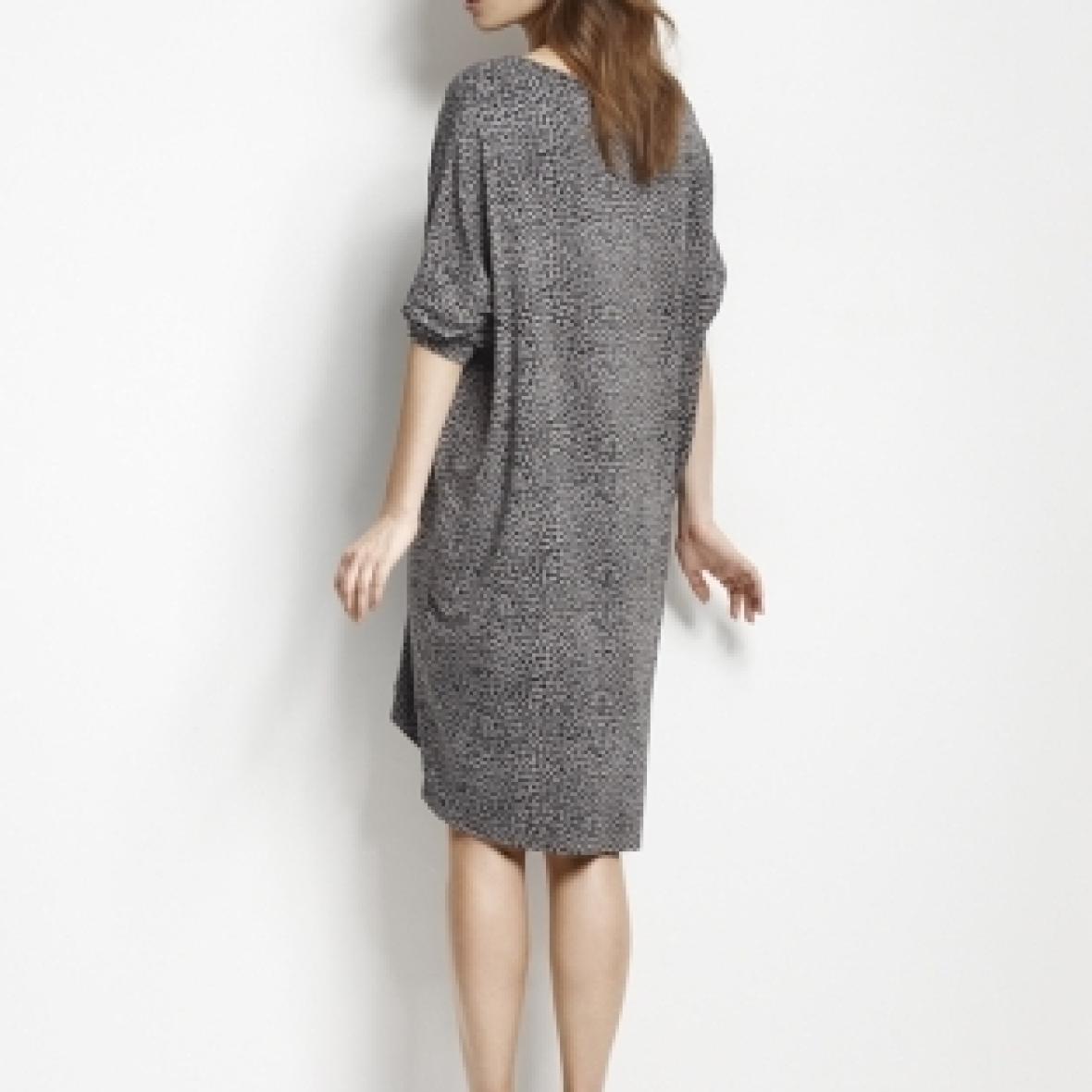 oversize kjole