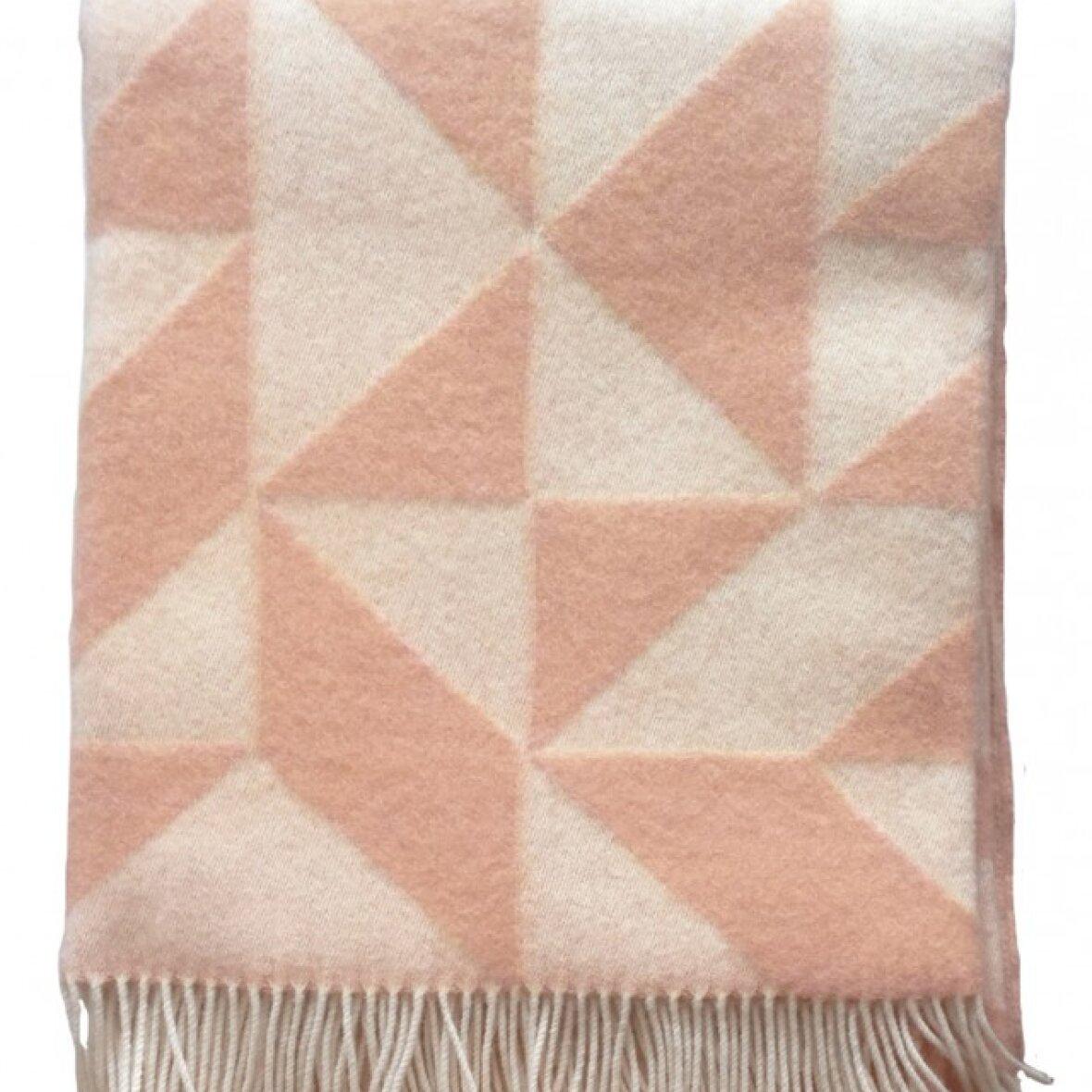 silkeborg uldspinderi tæppe