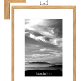 NORDIC LINE - EG - 50X70 CM RAMME