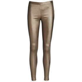 CO COUTURE - POMPAI METALLIC LEGGINGS