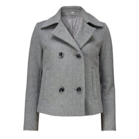 GUSTAV - SHORT WOOL COAT