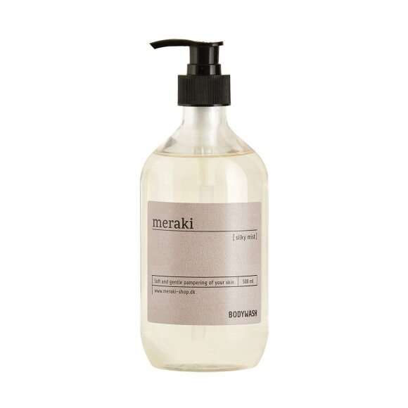 MERAKI - BODY WASH LINEN DEW 500 ML