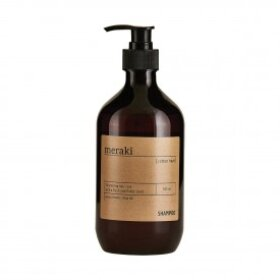 MERAKI - SHAMPOO COTTON HAZE VOLUME