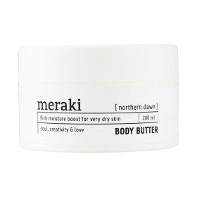 MERAKI - BODY BUTTER NORTHERN DAWN 200M