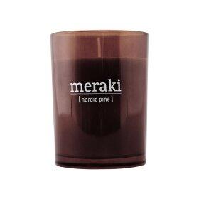 MERAKI - NORDIC PINE DUFTLYS DIA:8CM