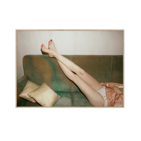PAPER COLLECTIVE - RESTING FEET 70X50 PLAKAT