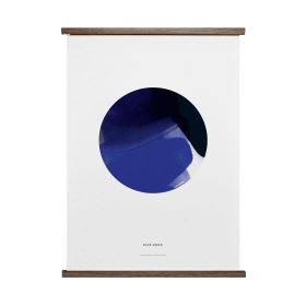 PAPER COLLECTIVE - BLUE MOON 50X70 PLAKAT