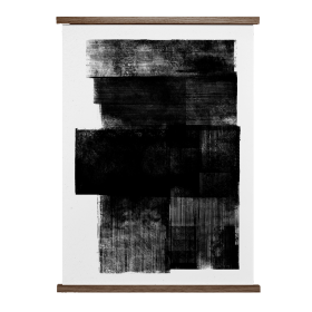 PAPER COLLECTIVE - MIDNIGHT 50X70 PLAKAT