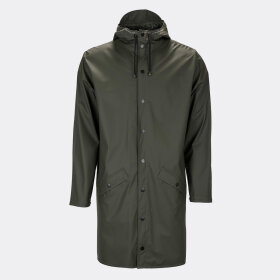 RAINS - LONG JACKET REGNJAKKE
