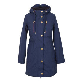 DANEFÆ - NAVY VINTER INGE PARKA COAT