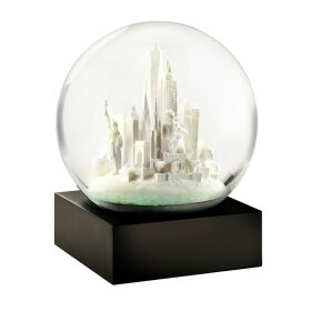 NIJI - SNOW GLOBE NYC WHITE