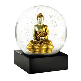 NIJI - SNOW GLOBE GULD BUDDHA