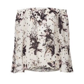 MOS MOSH - PENELOPE LILY BLOMSTRET BLUSE