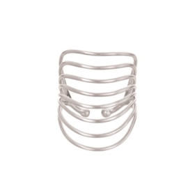 PERNILLE CORYDON - SILHOUETTE RING ADJUSTABLE