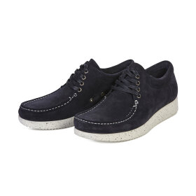 NATURE - ANNA SUEDE NAVY NATURE SKO