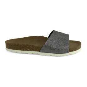 RE:DESIGNED - TARIN SANDAL I GUNMETAL