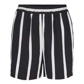 BASIC APPAREL - SORT/HVID SAILOR SHORTS