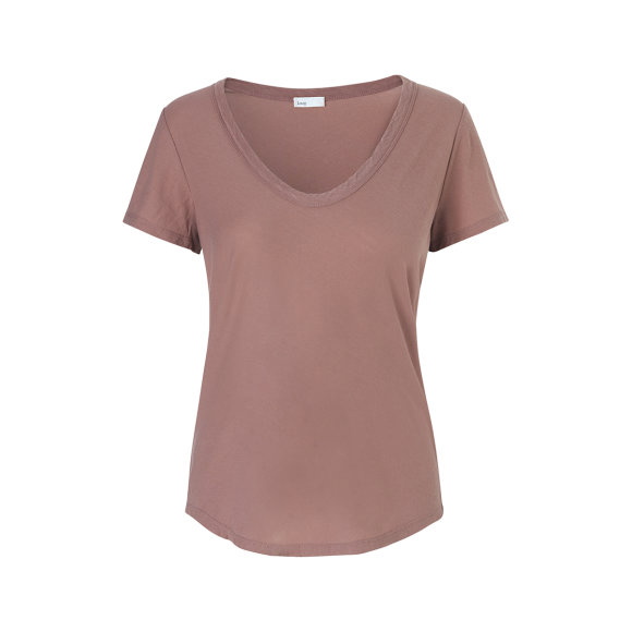 LEVETE ROOM - ANY GAMMELROSA BASIS T-SHIRT