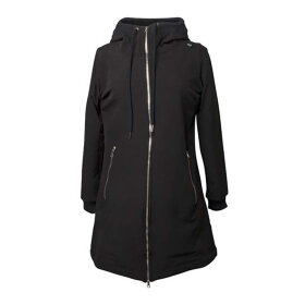 DANEFÆ - JANE SORT SOFTSHELL JAKKE