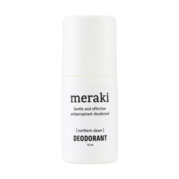 MERAKI - ROLL ON DEO, NORTEM DAWN 50 ML