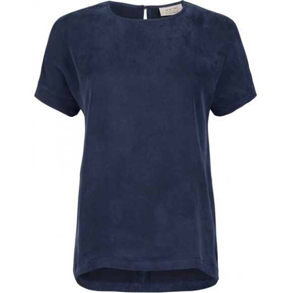 ONE TWO LUXZUZ - SORT BRUNHILD T-SHIRT