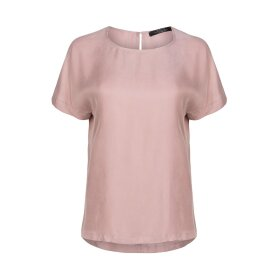 ONE TWO LUXZUZ - ROSA BRUNHILD BLUSE