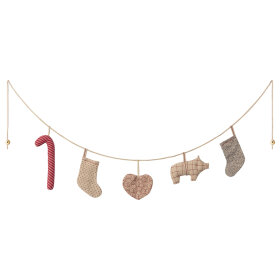 MAILEG - CHRISTMAS GARLAND ,SMALL-110/