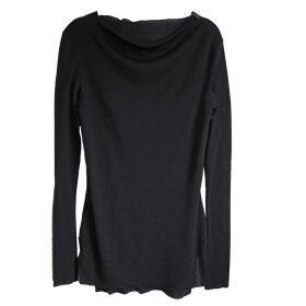 LISELOTTE HORNSTRUP - Long Sleeve Shirt Black
