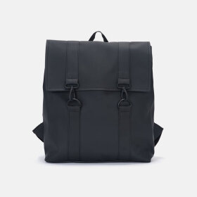 RAINS - BLACK MSN BAG