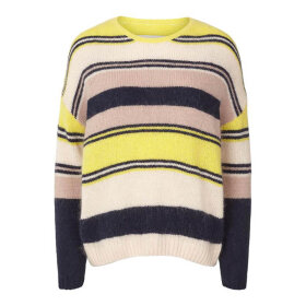LOLLYS LAUNDRY - STRIPE NINA JUMPER