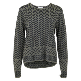NEO NOIR - ARMY JUNNA KNIT