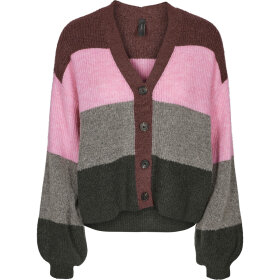 Y.A.S - STRIBET YASCLOCK CARDIGAN