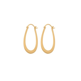 PERNILLE CORYDON - GALA EARRINGS 33 MM