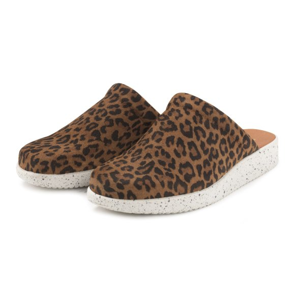 NATURE - LEOPARD KAMMA LOAFER