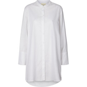 LOLLYS LAUNDRY - DOHA SHIRT - WHITE