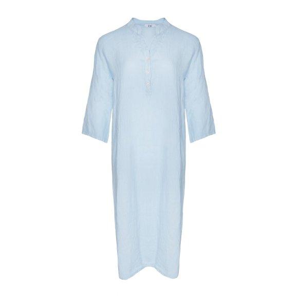 TIFFANY - Dress, Light Blue, Linen