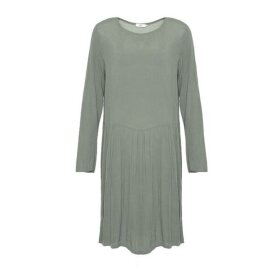 TIFFANY - Dress, Army, Viscose
