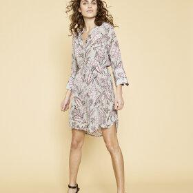 MOS MOSH - ELAINE VITA DRESS - SAGE GREEN