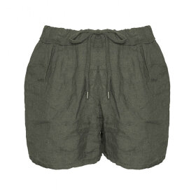 TIFFANY - ARMY SHORTS