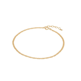PERNILLE CORYDON - THERESE ANKLET ADJ. 23-26 CM