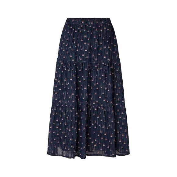 LOLLYS LAUNDRY - MORNING SKIRT - BLACK