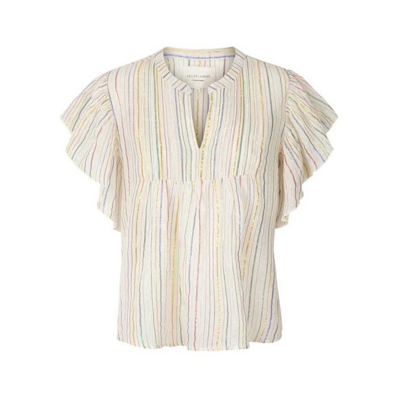 LOLLYS LAUNDRY - ISABEL TOP - STRIPE