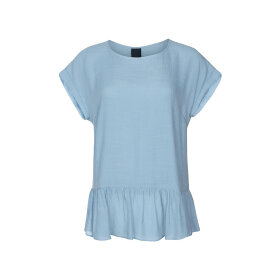 ONE TWO LUXZUZ - LECIANN BLOUSE - ICE BLUE