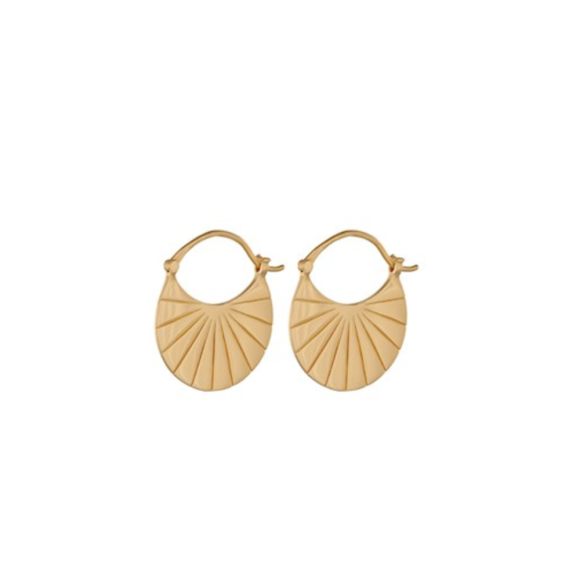 PERNILLE CORYDON - COPENHAGEN EARRINGS 22 MM