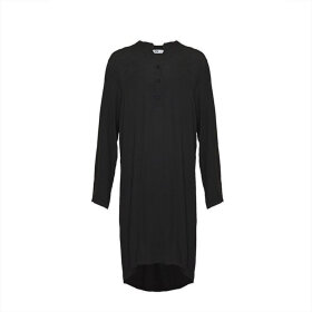 TIFFANY - SHIRT/DRESS, BLACK, VISCOSE