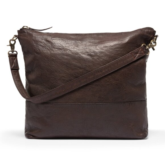 DEPECHE - WINTER BROWN MEDIUM TASKE