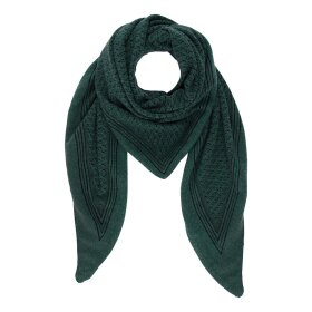 GAUGE & PLY - LIVIO SCARF - GREEN