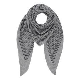GAUGE & PLY - LIVIO SCARF - GREY