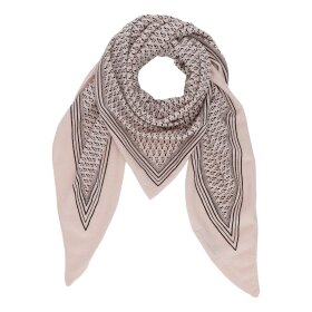 GAUGE & PLY - LIVIO SCARF - ROSE
