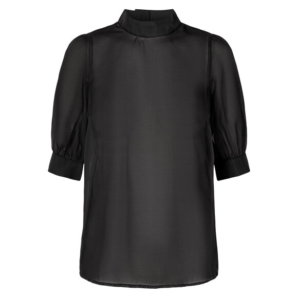 CO COUTURE - JAGGER SHIRT - BLACK